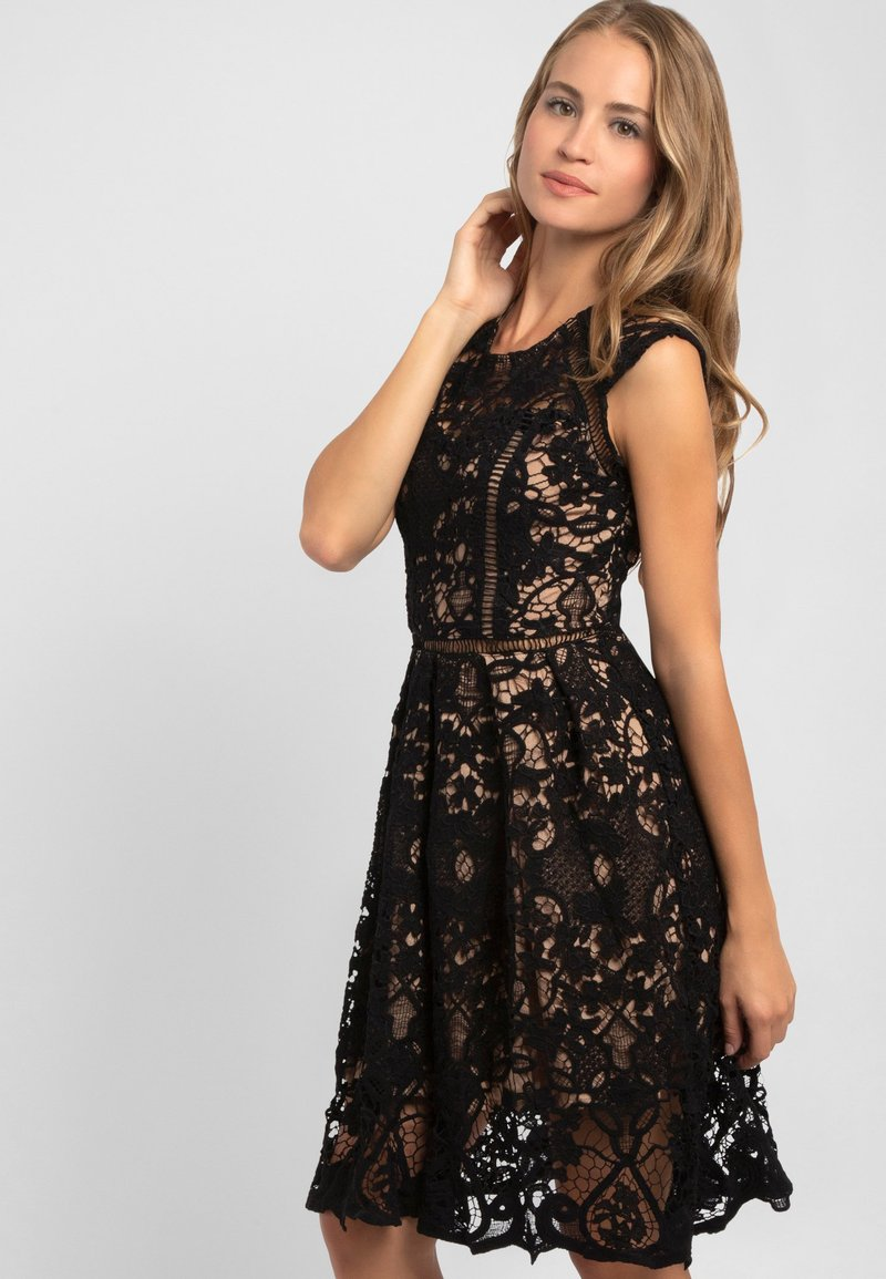 Apart - Sukienka koktajlowa - black
