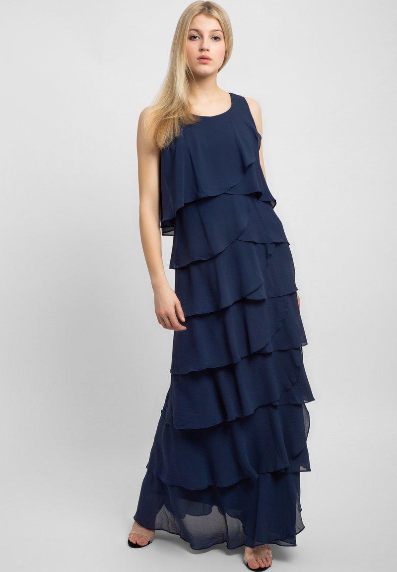 Apart - Robe longue - blue
