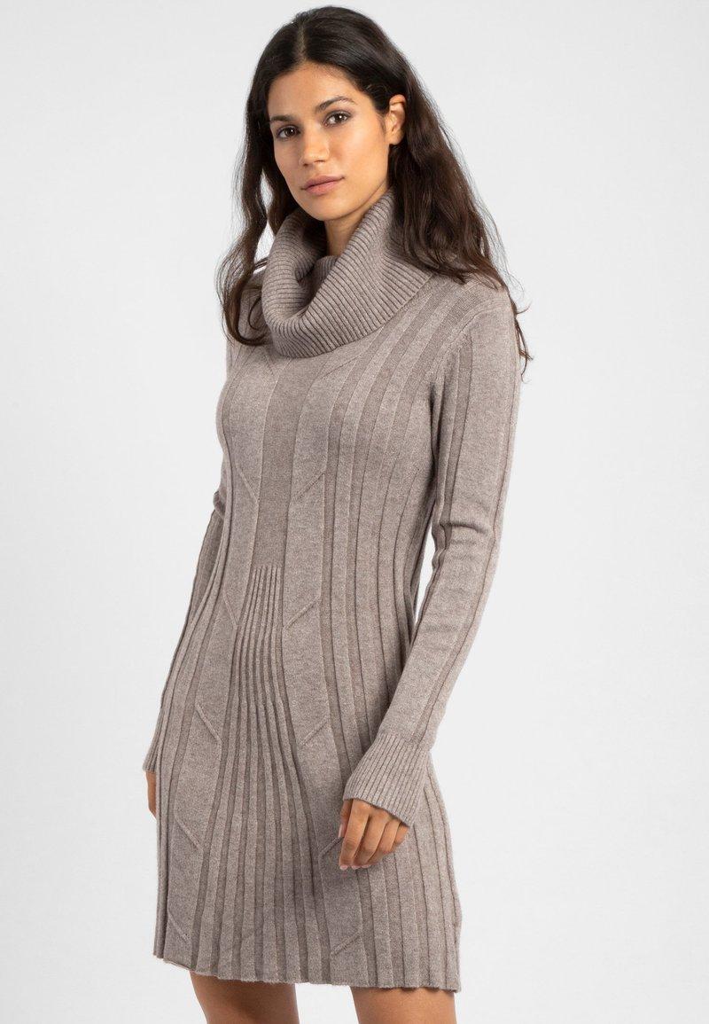 Apart - Jumper dress - taupe