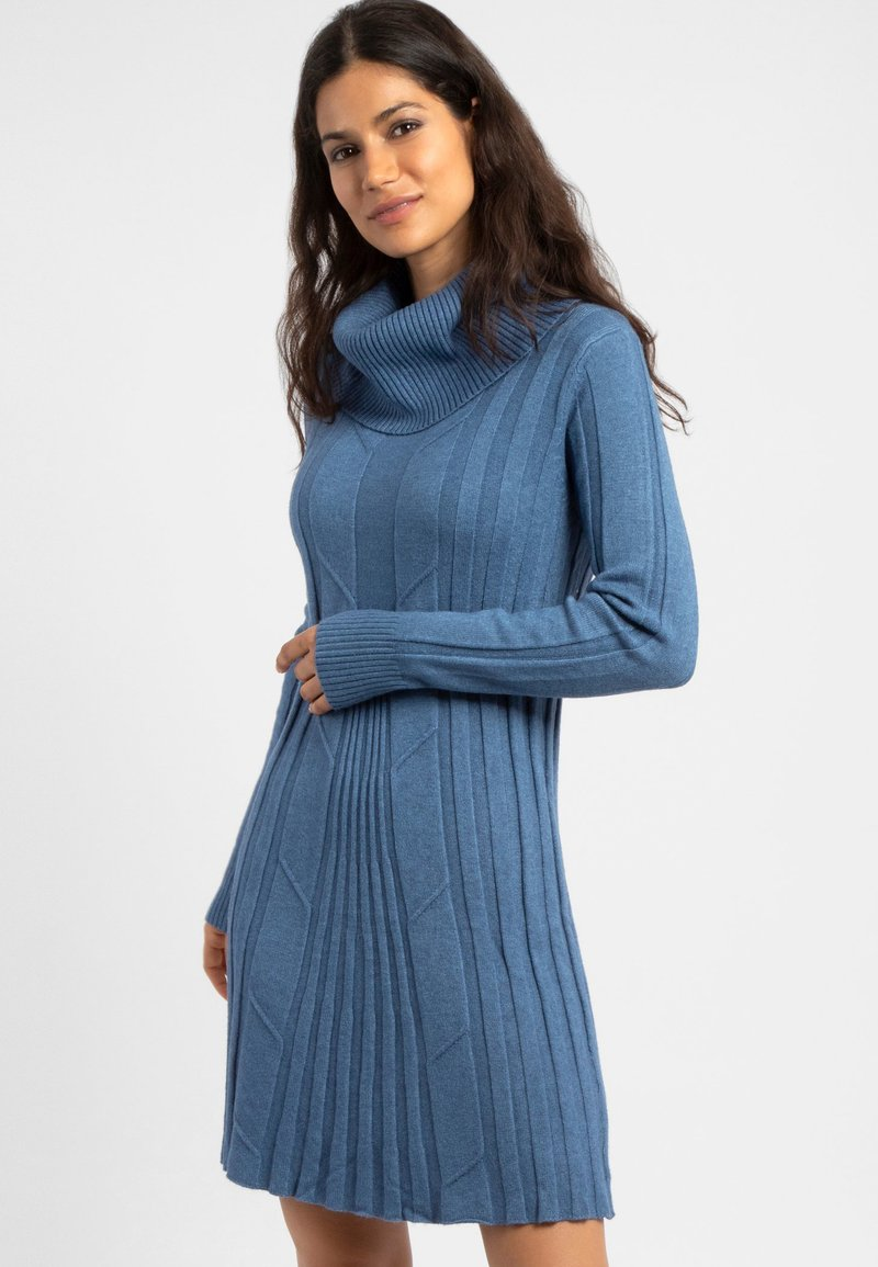 Apart - Jumper dress - blue
