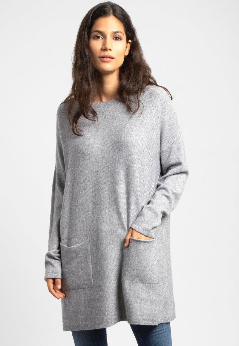 Apart - Robe pull - grey