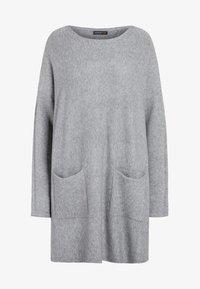 Apart - Robe pull - grey - 5