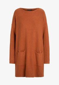 Apart - Robe pull - brown - 5