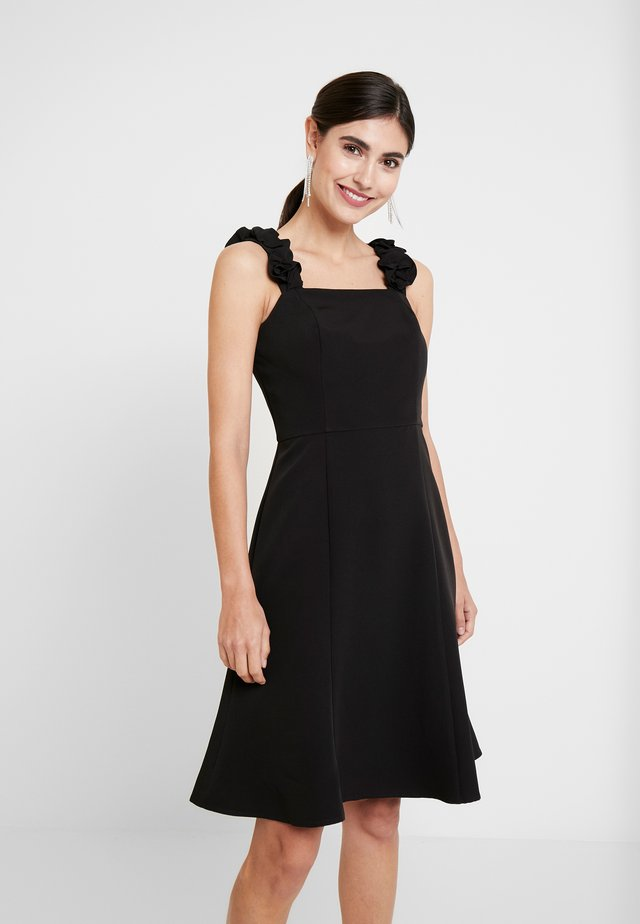 DRESS - Cocktailkleid/festliches Kleid - black