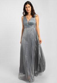 Apart - Robe de cocktail - silver - 0