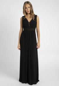 Apart - Robe longue - black - 1
