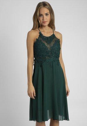 Robe de soirée - emerald