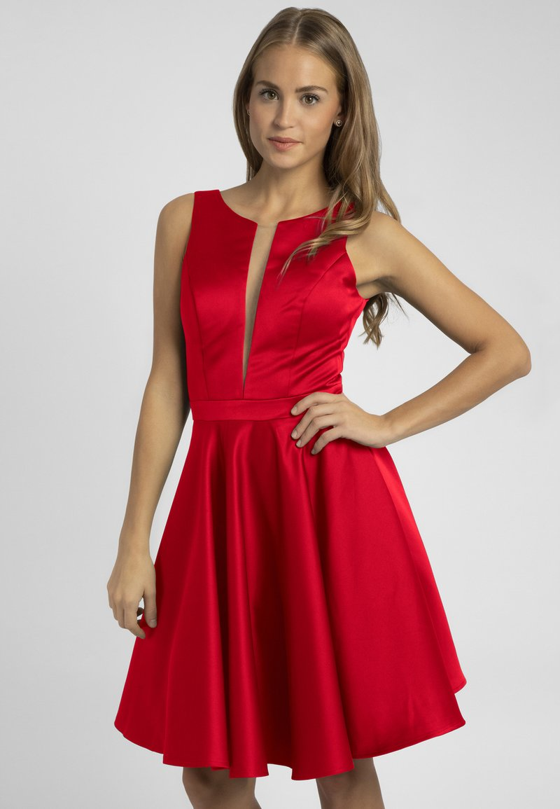 Apart - Day dress - red