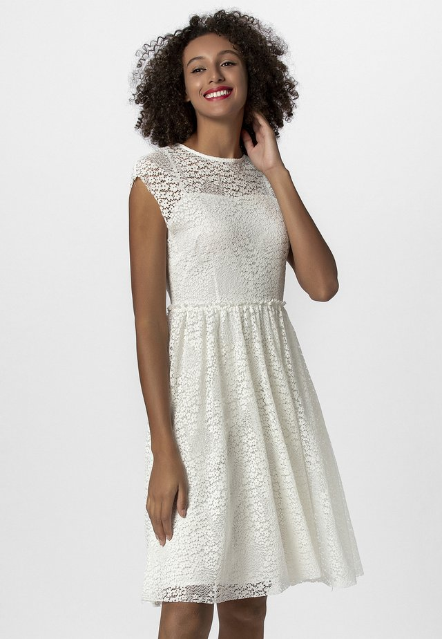 Cocktail dress / Party dress - cream