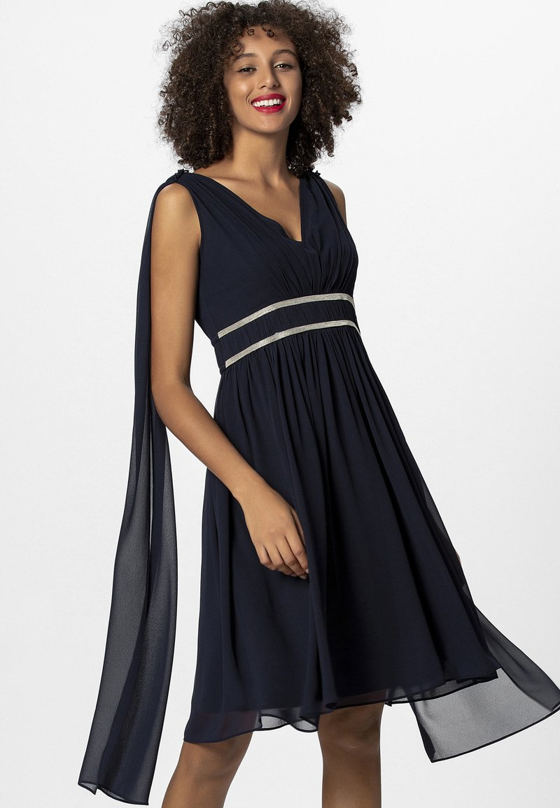Apart Cocktailkleid/festliches Kleid - night blue - Zalando.at
