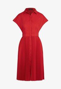 Apart - Robe chemise - red - 5