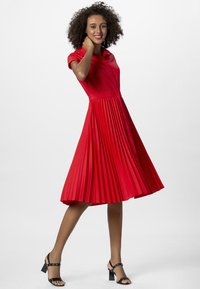 Apart - Robe chemise - red - 1