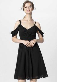 Apart - Cocktail dress / Party dress - black - 0