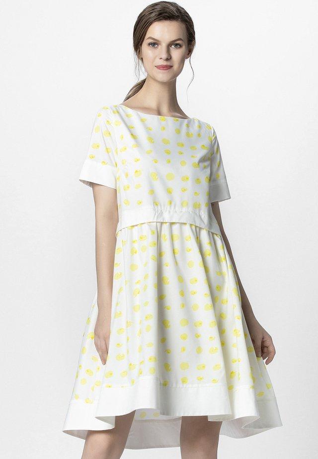 Day dress - vanilla/cream