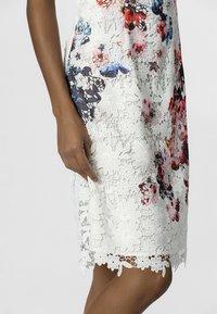 Apart - Robe d'été - creme/multi-coloured - 4