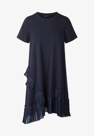 Day dress - midnightblue