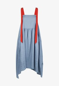 Apart - DRESS - Maxiklänning - lightblue/lobster