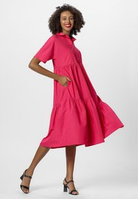 Apart - DRESS - Robe chemise - pink - 1