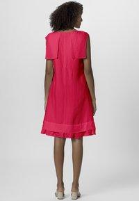 Apart - DRESS - Sukienka letnia - pink - 2