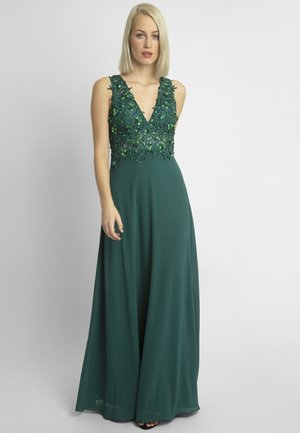 Robe de cocktail - dark green