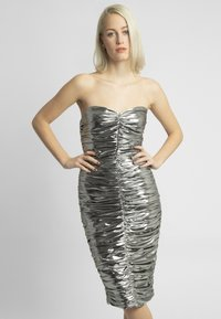 Apart - Cocktail dress / Party dress - silver - 0