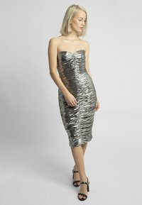 Apart - Cocktail dress / Party dress - silver - 1