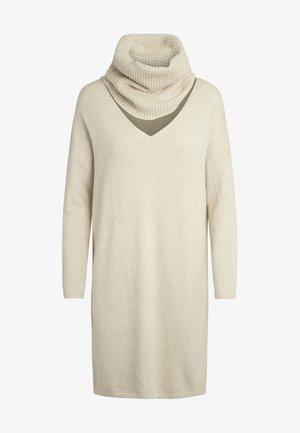 Robe pull - beige