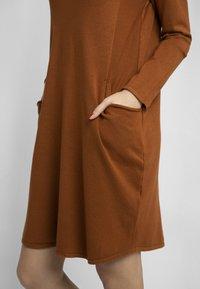 Apart - Jumper dress - caramel - 4
