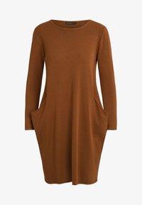 Apart - Jumper dress - caramel - 5
