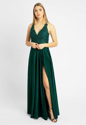 Robe de cocktail - dark green