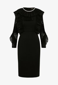 Apart - Robe fourreau - black
