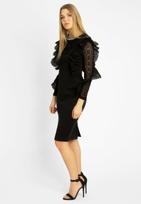 Apart - Robe fourreau - black - 1