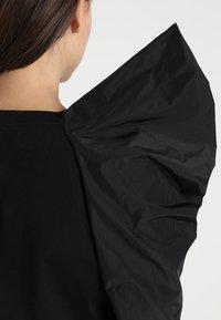 Apart - T-shirt imprimé - black - 5