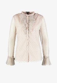 Apart - BLOUSE WITH DOTS - Blouse - nude/black - 4