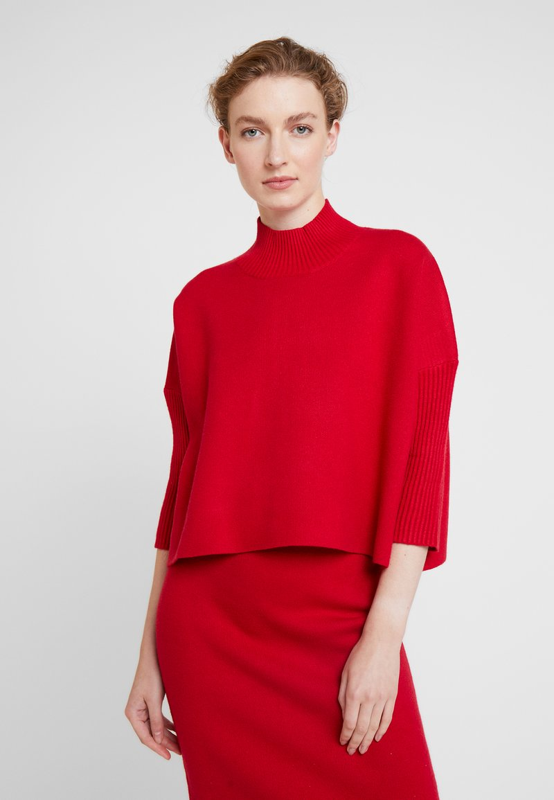 Apart - Strickpullover - red
