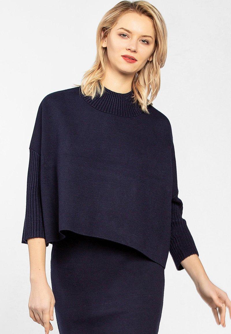Apart - Pullover - dark blue
