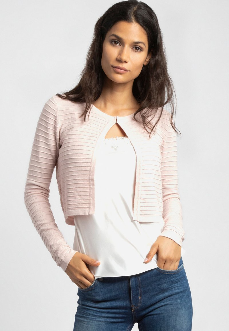 Apart - Cardigan - light pink
