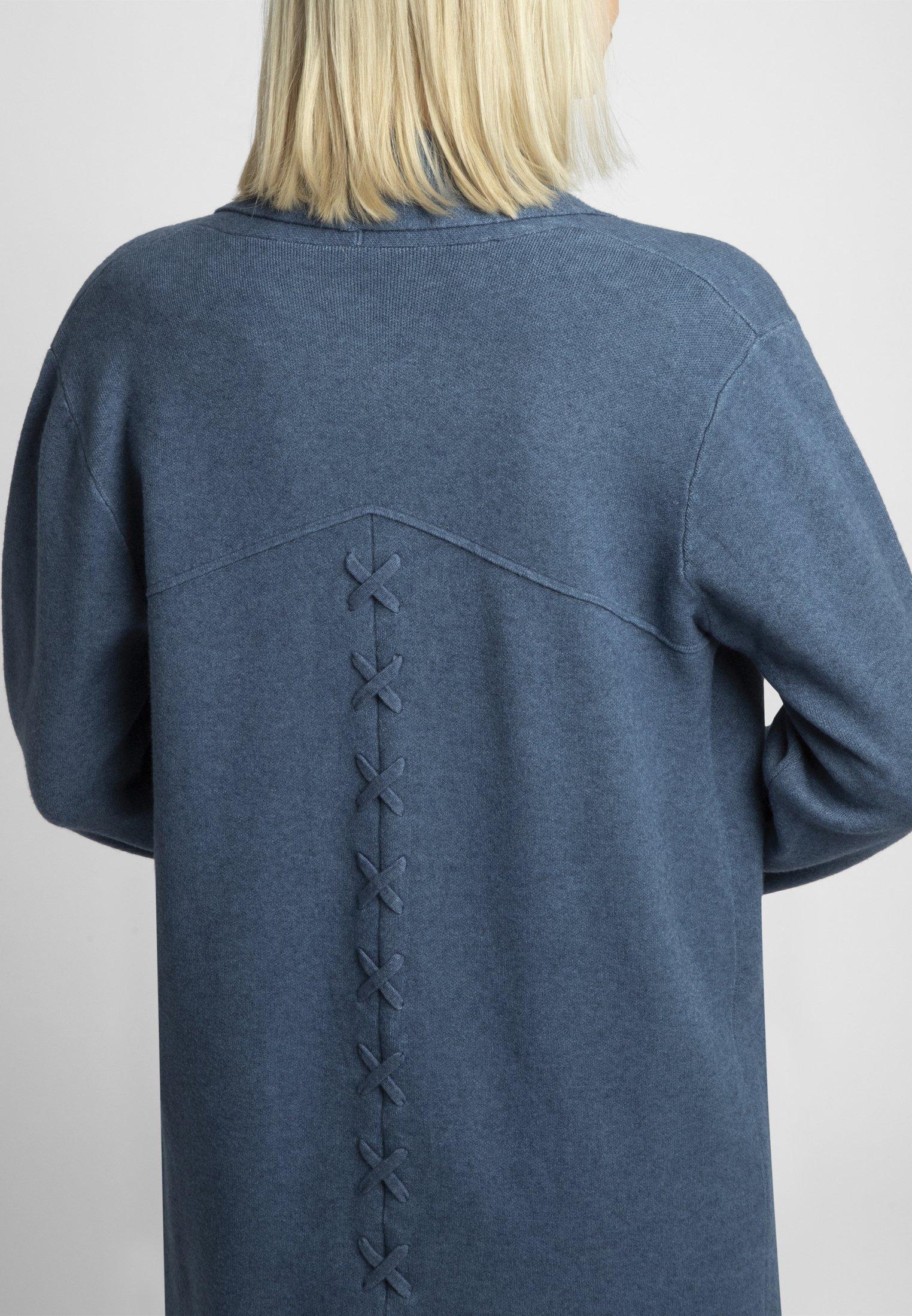 Apart Cardigan - Jeans Blue