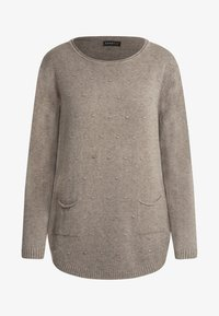 Apart - Pullover - taupe - 5