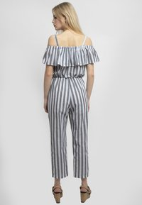 Apart - Jumpsuit - gray - 2