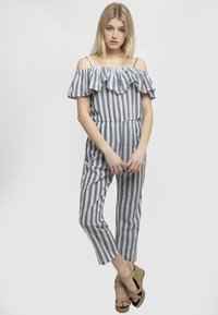 Apart - Jumpsuit - gray - 0