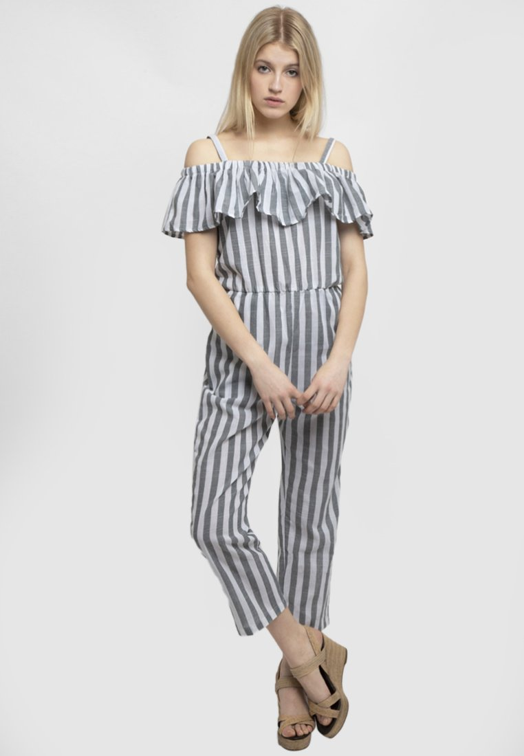 Apart - Jumpsuit - gray