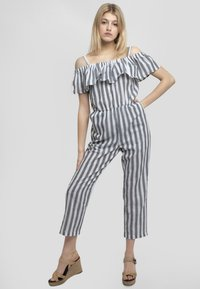 Apart - Jumpsuit - gray - 1