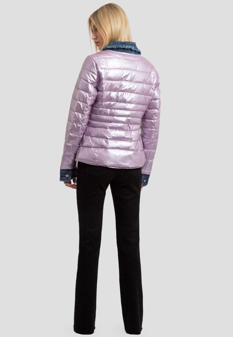 2020 Newest Women's Clothing Apart Winter jacket pink SUk9bC6Cr