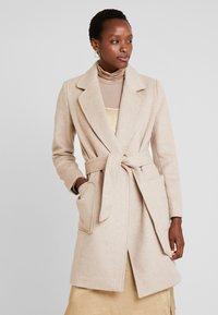 Apart - Zimní kabát - beige - 0