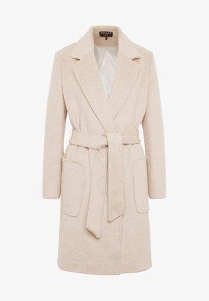 Manteau classique - beige
