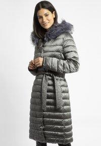 Apart - Winterjas - metallic grey - 0