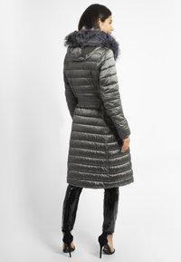 Apart - Winterjas - metallic grey - 2