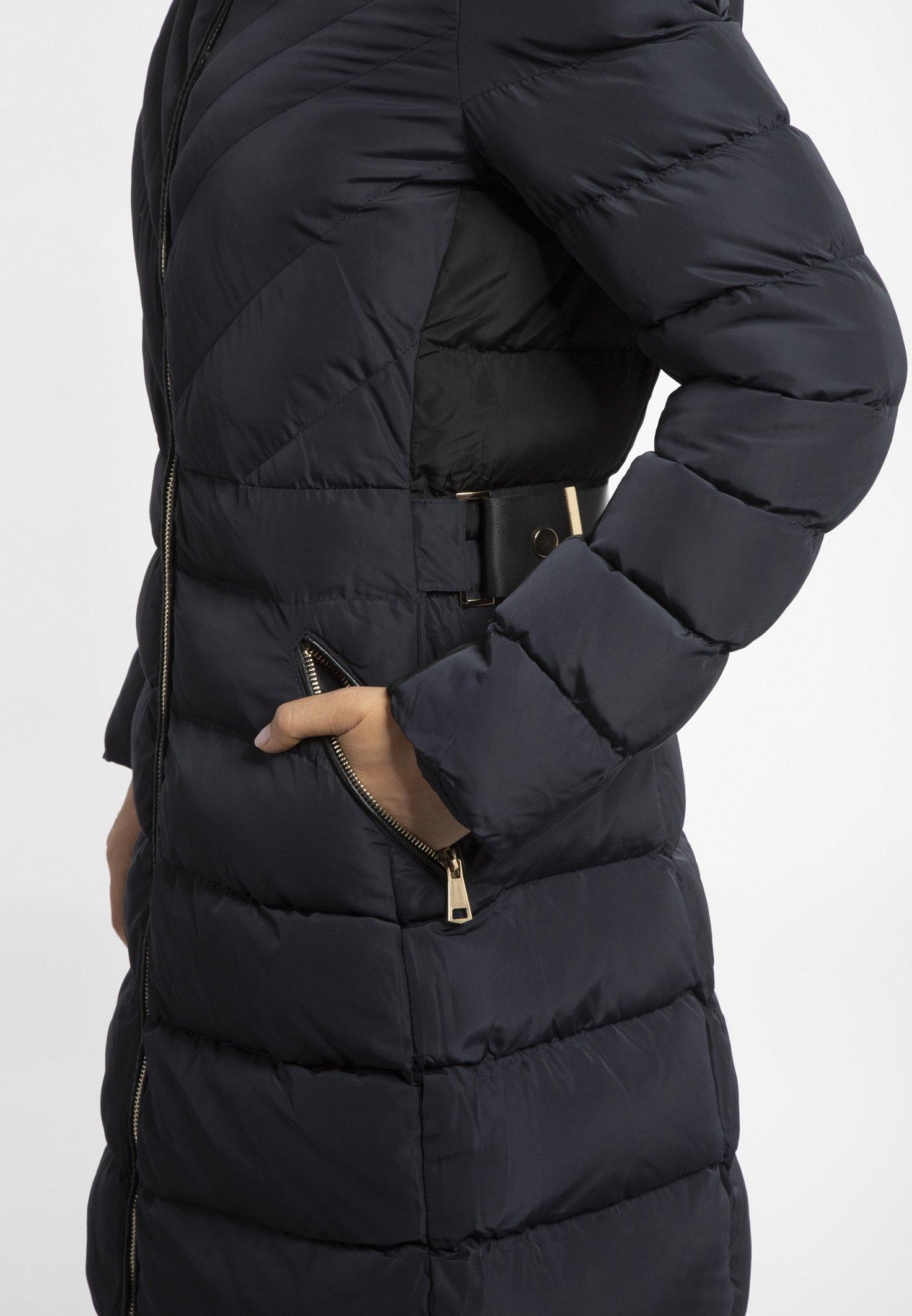 Apart Płaszcz zimowy - navy