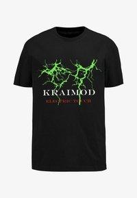 Apart - MIT DRUCK - T-shirt imprimé - schwarz - 6